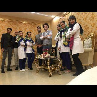 تیم دندانپزشکی شبستری