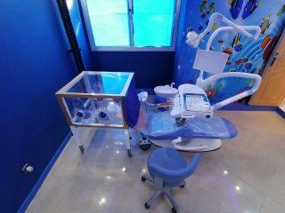 اتاق درمان دندانپزشکی ضد کرونا
