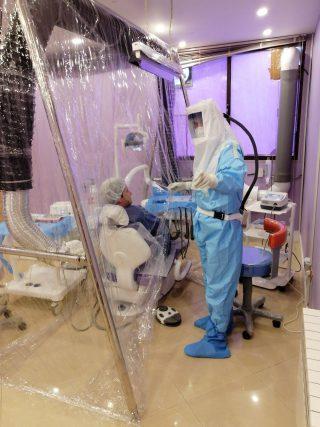 اتاق ایزوله دندانپزشکی